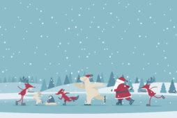 YORU MACHIで過ごすホワイトクリスマス★サンタからのプレゼントも!